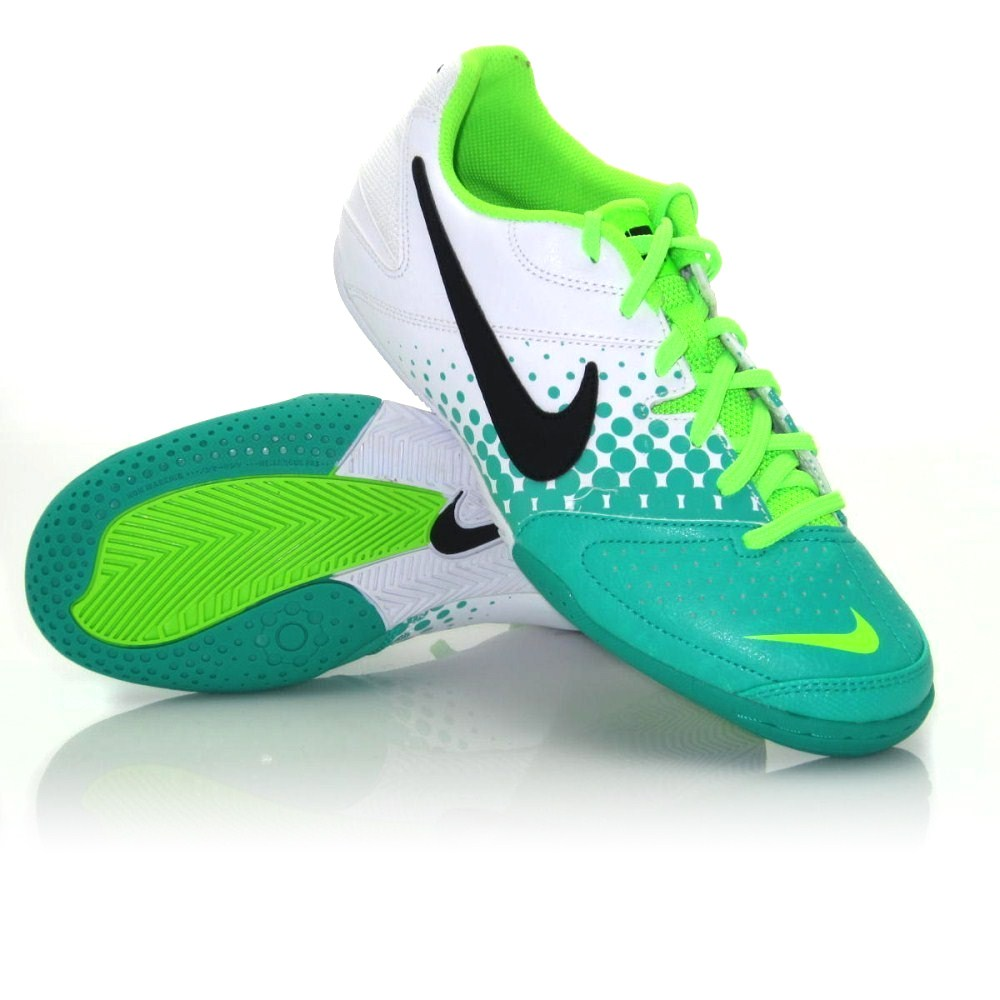 buy nike5 elastico mens indoor soccer shoes white