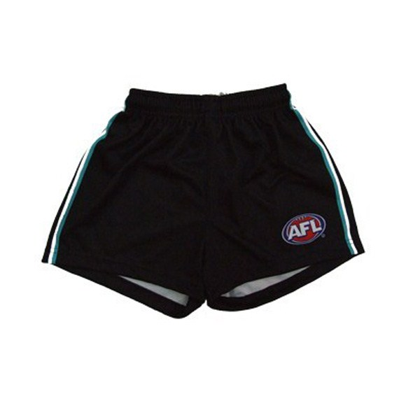 Sekem Official Supporter AFL Port Adelaide Power Kids Football Shorts