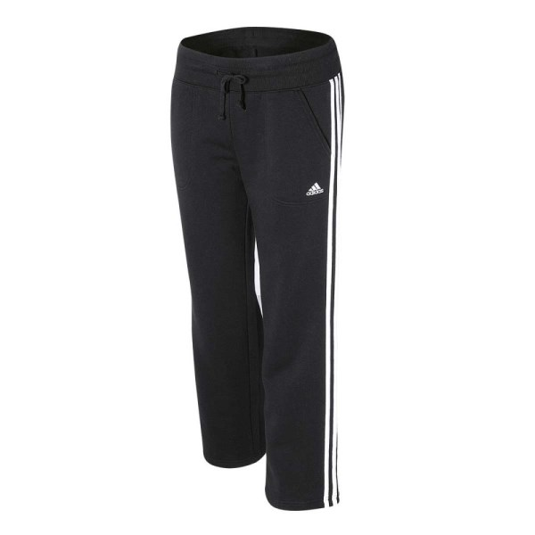 Adidas 3 Stripe Fleece Womens Training Pants